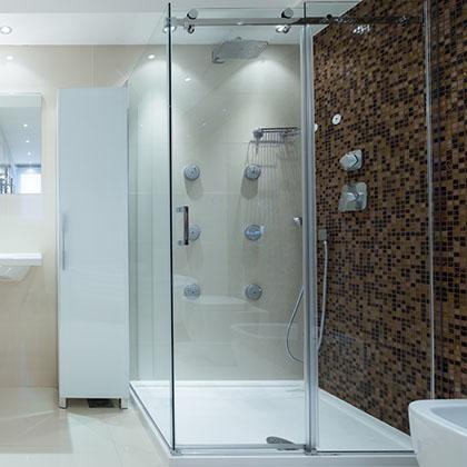 Vasche, docce e piscine